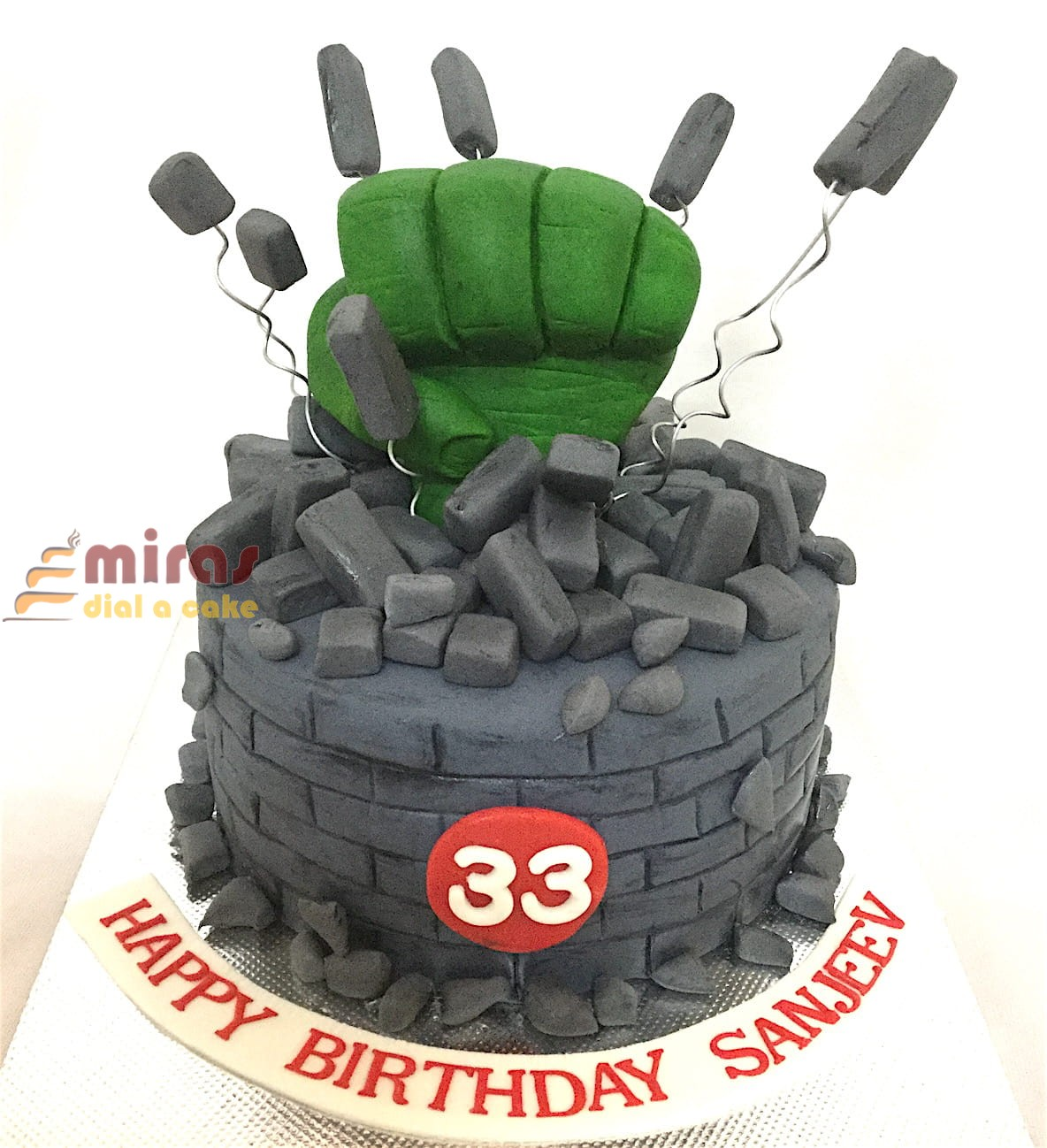 25th to 35th Birthday Cakes I order Online l Bangalore l Home Delivery