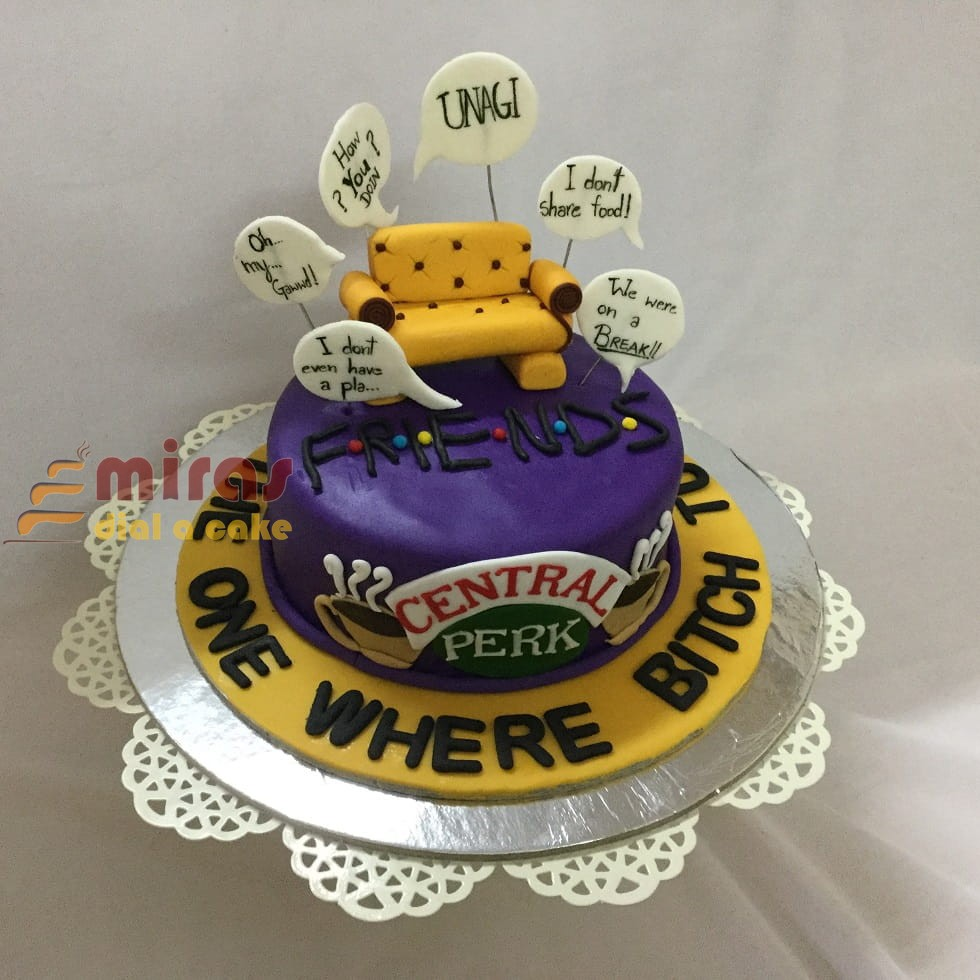 Online Customized Theme Cakes Delivered In Bangalore