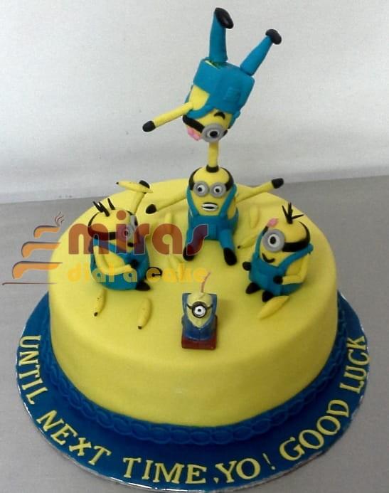 Online Cake Delivery I Bangalore l Customized Theme Cakes I MIRAS