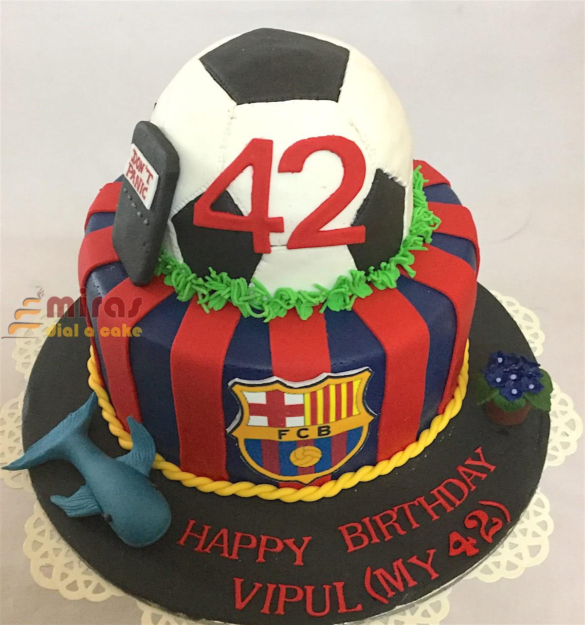 Swell Customized Theme Cakes For Birthday Wedding Anniversary Baby Funny Birthday Cards Online Fluifree Goldxyz