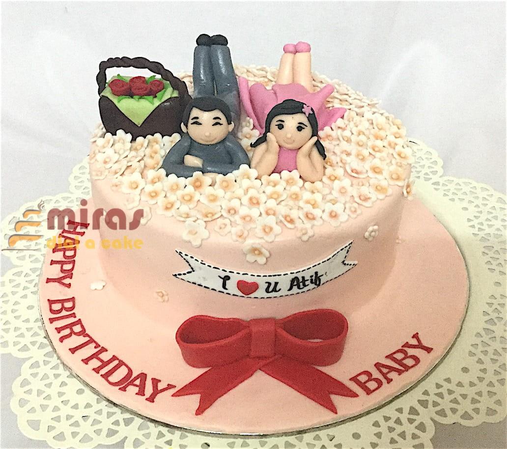 ILUBaby Cake 1 Kg
