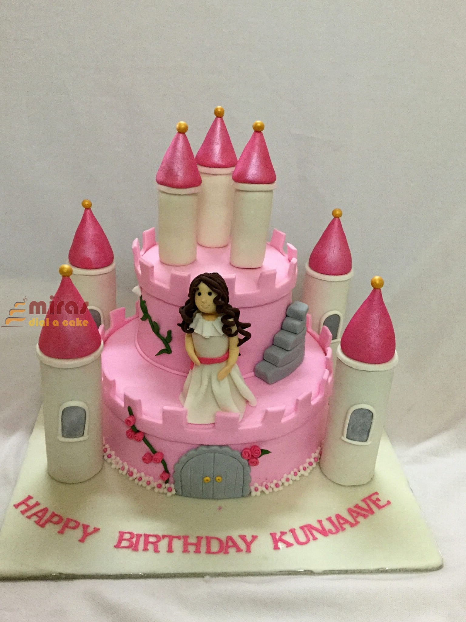Fabulous Castle Theme Birthday Cake Online Customized Birthday Cakes Funny Birthday Cards Online Sheoxdamsfinfo