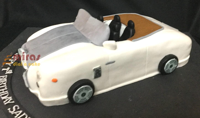 Online Rr Car Theme Custom Cakes L Bangalore Delivery L Car Cakes I Suv Cakes I Jeep Cakes I Miras