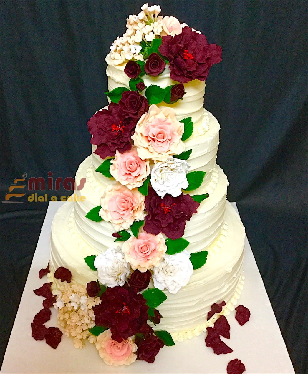 wedding cakes delivery in bangalore wedding cakes delivery in bangalore 5000 simple wedding 24169
