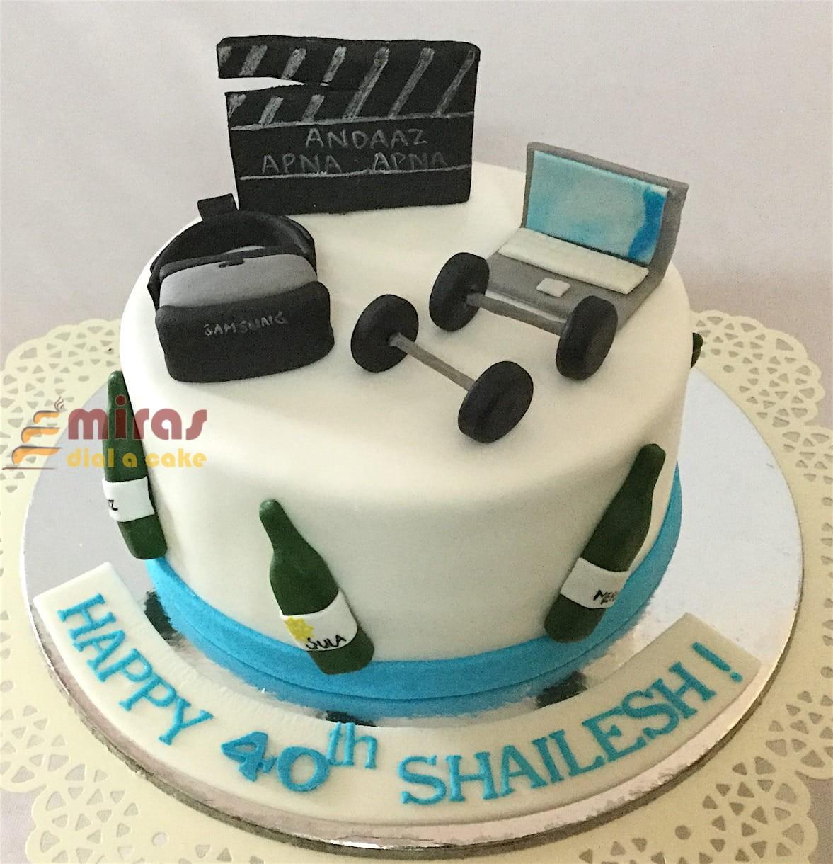 40th Birthday Shailesh 15Kg 2700jpeg