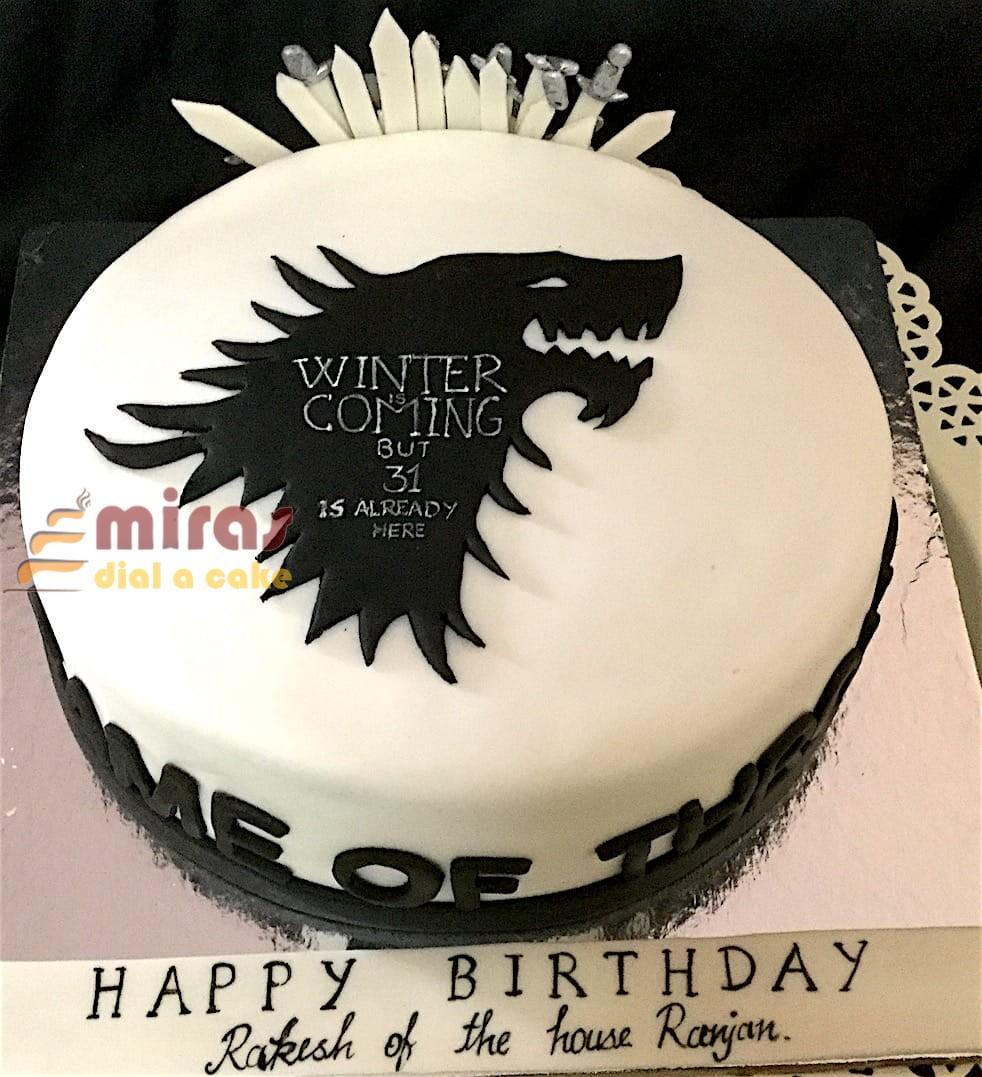 31st BD GOT Cake 1Kg 1900jpeg
