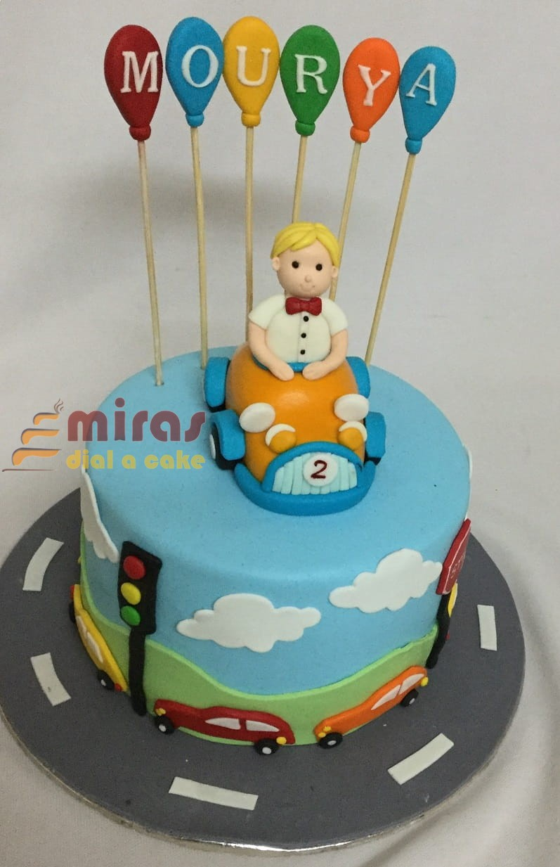 Miraculous Online Car Theme Birthday Cake Customised Cakes Delivered In Funny Birthday Cards Online Elaedamsfinfo