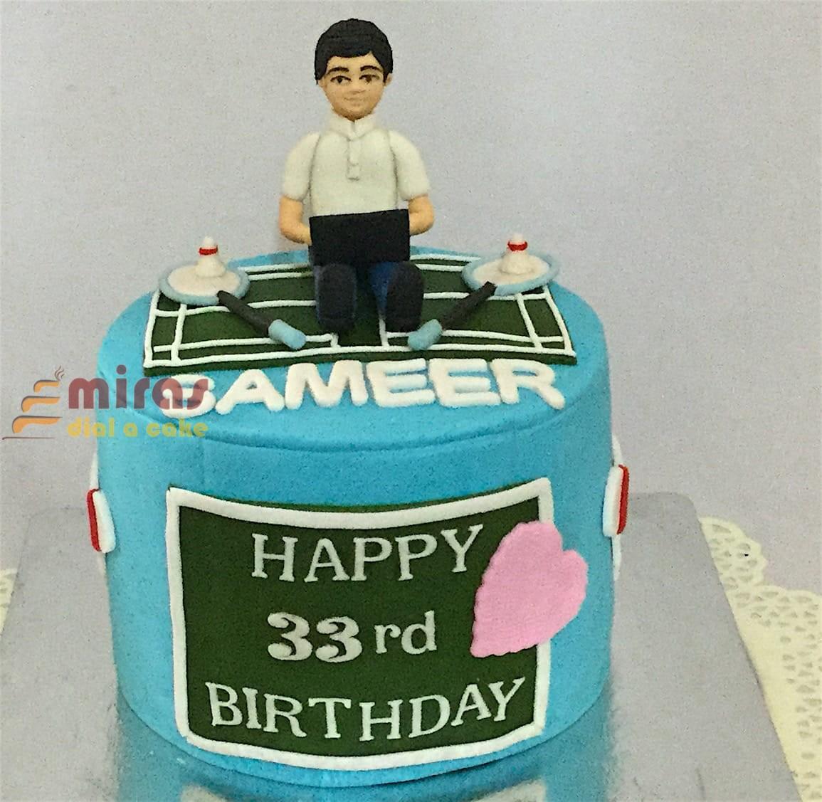 33rd Birthday Sameer 15Kg 2700JPG