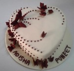 Pure Heart Cake 1  kg