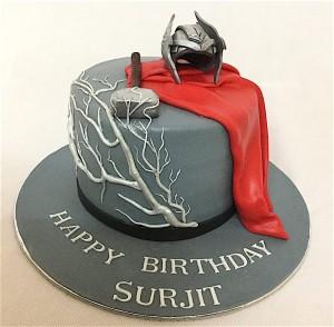 Surjits Thor Cake 1kg