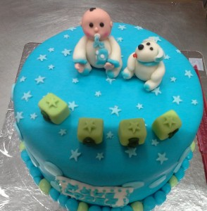 Baby's Day out Cake - 1 kg