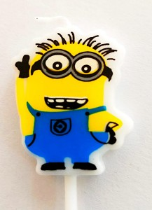 Minion Theme Candle - Jerry