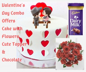 Valentine's Day Special Combo 1
