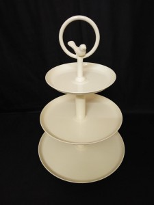 Cup Cake Stand - Metallic Cup Cake Stand