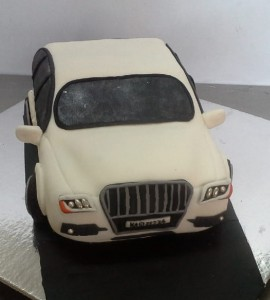 SUV Sculpted Custom Cake 2 Kg
