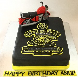 Lets Ride Bike Cake 1.5 kg