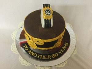 Cake For Another 60 Years 15kg