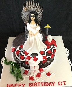 Game of Thrones GT Cake 1.5 kg