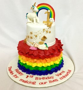 Unicorn and Rainbow 2kg
