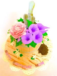 Flower Garden Cake 15 Kg