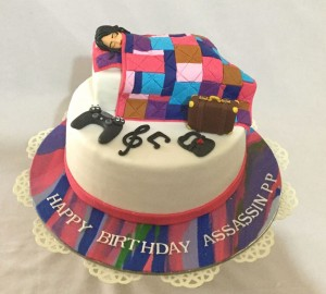 Assassins Bed Cake 15kg