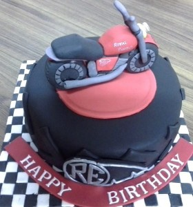 Ride Bullet Bike  Cake 1.5 kg