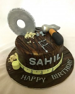 Carpenter Cake - 1.5 kg