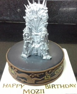 Game of Thrones Cake- 1.5 kg