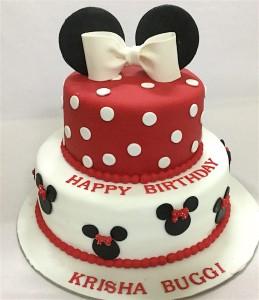 Krishna Mini Mouse Cake 2 Kg