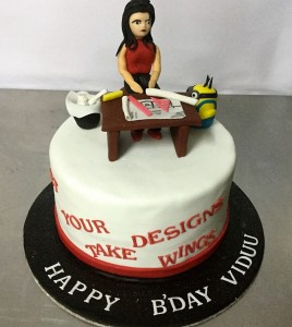 Online Profession Based Cakes Delivered In Bangalore Customized Birthday Cakes Miras