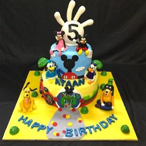 Online Cakes 1st To 12th Birthday I Customized Birthday Cakes I Home