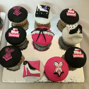 Ladies party cupcakes 10 nos