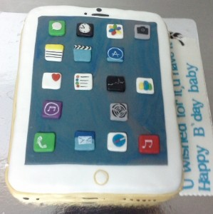 Birthday Cake- IPhone  theme