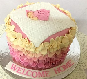 Welcome Home Baby Shower 1 kg
