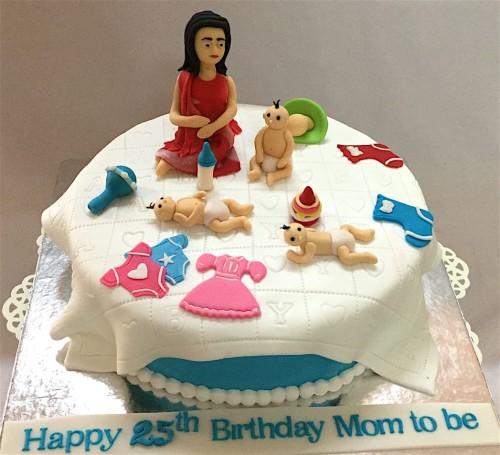25th Birthday MomtoBe 15 Kg 2700jpeg