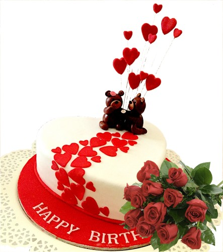 Teddy Cake 6 Rose Combo 1Kg Rs 2250 .png